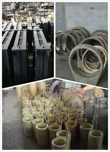 Spare Parts And Cold-Processing Equipments