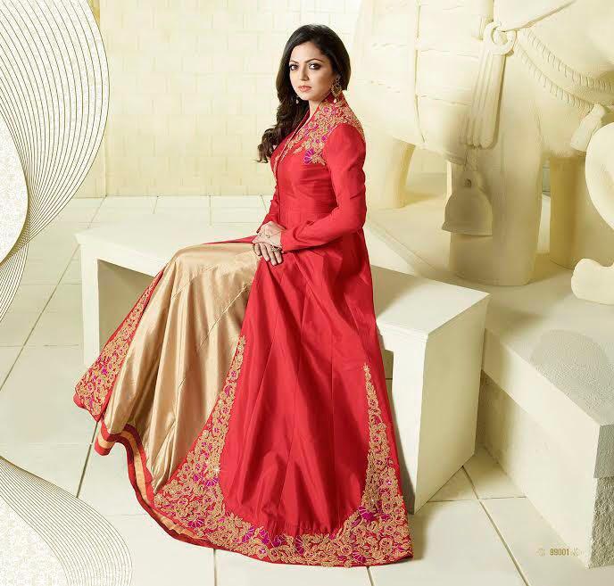 Dharsti Dhami Designer Bridal Wear Suit