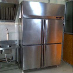 Vertical Refrigerator - Deep Freezer