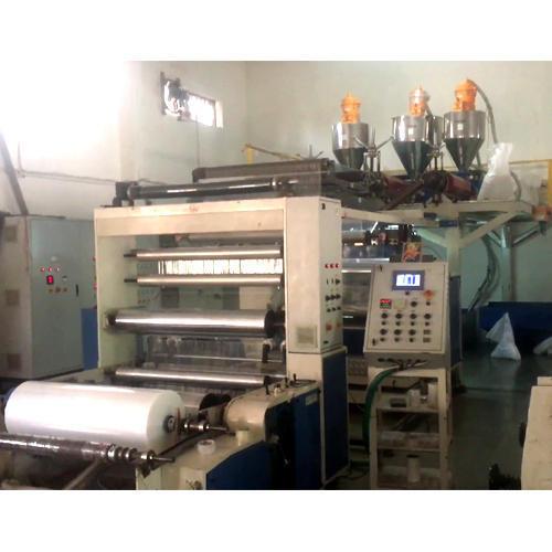 Cast Film Production Machine