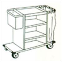 Housekeeping (Linen) Trolley