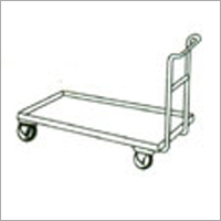 Rack - Twin Rack - Tote Box Trolley