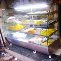 Pastry - Sweet Display Counter