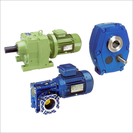 Aluminium Worm Geared Motors