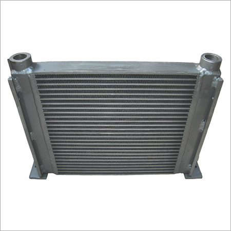 Hydraulic Oil Cooler In Aluminum