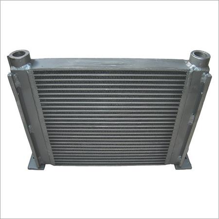Hydraulic Oil Cooler In Aluminum