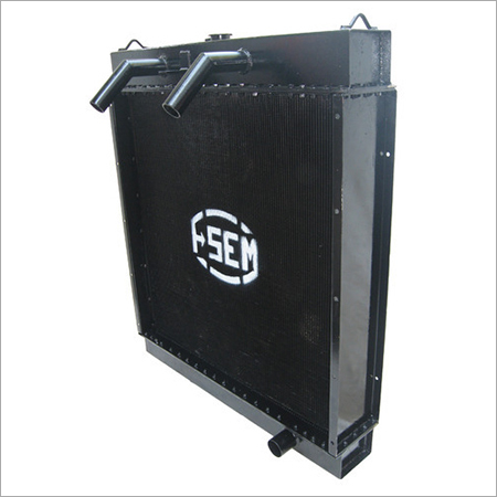 Genset Radiators