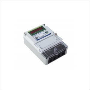 Single Phase Programmable Prepaid Energy Meter