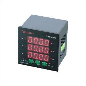 Three Phase Programmable Digital VIF Meter
