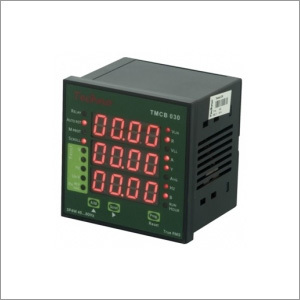 Programmable Digital Three Phase VIF with Relay
