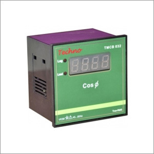 Digital Power Factor Cos Meter