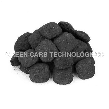 Pillow Shape Coconut Shell Charcoal Briquettes