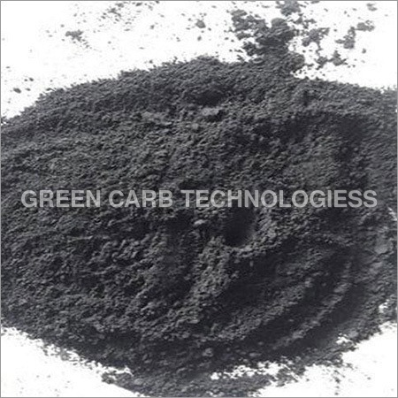 Granular Charcoal Powder