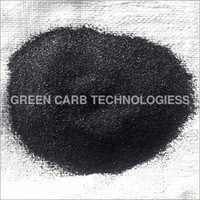 Black Charcoal Granules