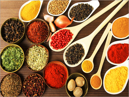 Indian Raw Spices