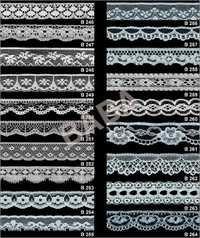 Raschel Laces