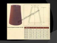 Conical Support Insulator manufacture in India