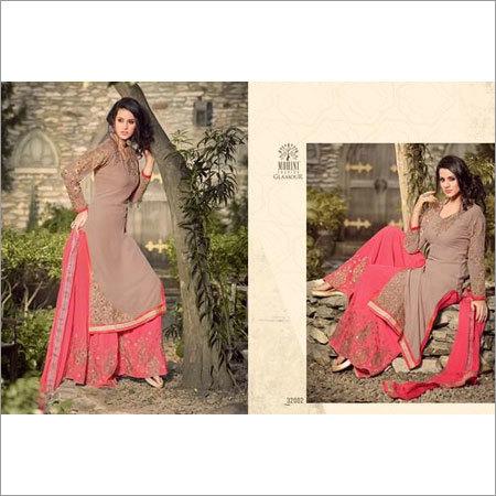 Shop Designer Plazzo Style Suit Online