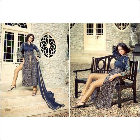 Shop Designer Royal Blue Pant Style Suit Online