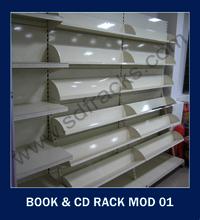 Books And Cd Racks