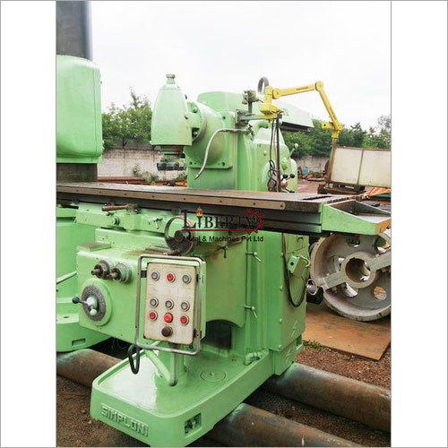 Simplon Universal Milling Machine