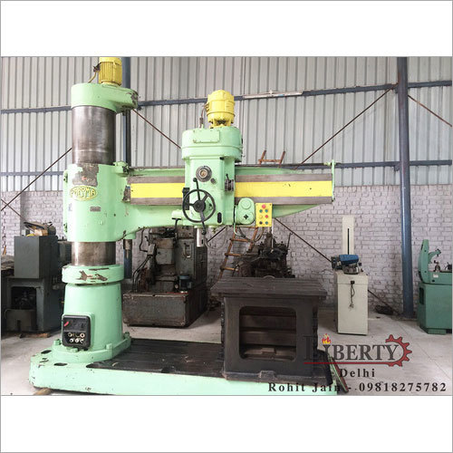 Raboma Geared Radial Drill Machine