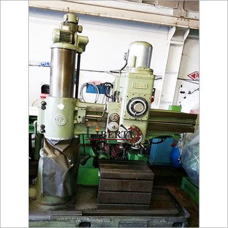 Breda R1200 Radial Drilling Machine
