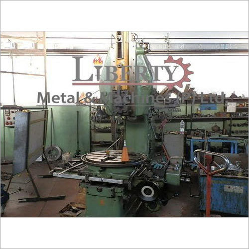 WMW Slotting Machine