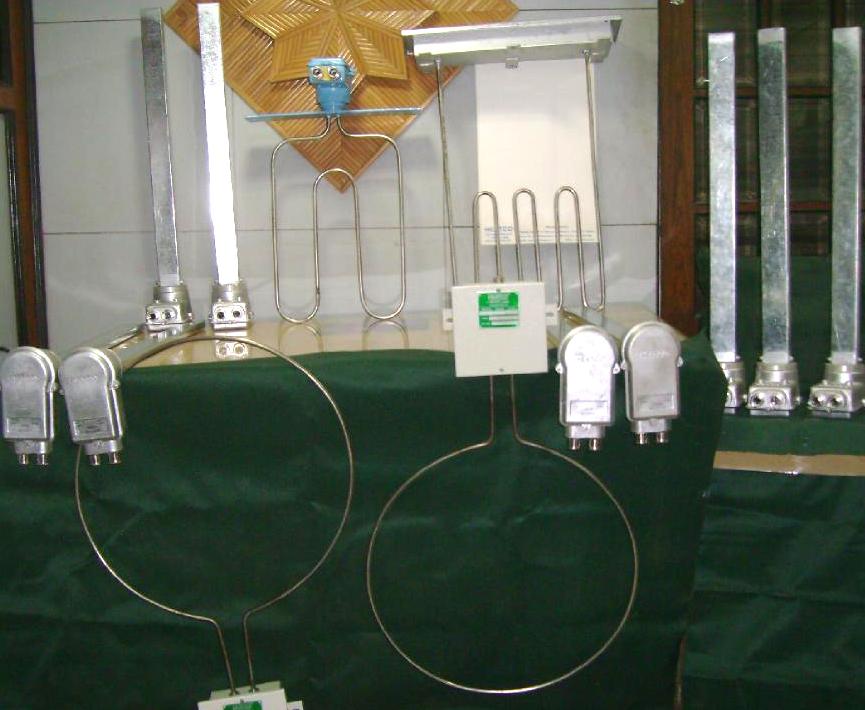 Shaft Insulator Heater