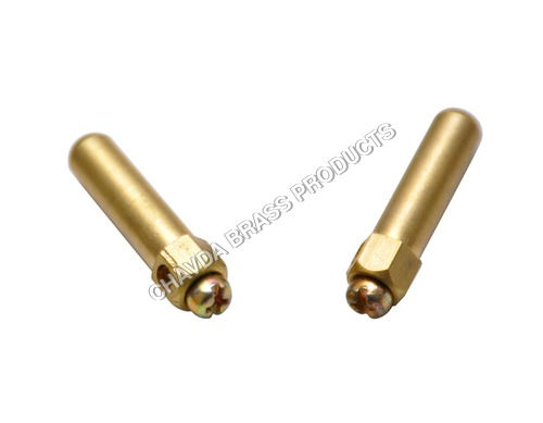 Plug Solid Brass Pin