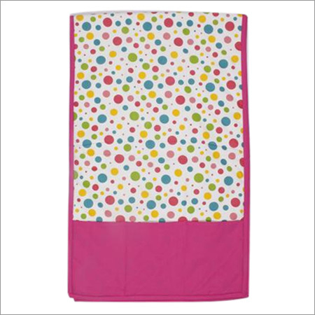Multi Polka Fridge Cover Set