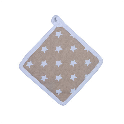 Pot Holder Beige