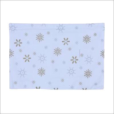 Table Mat- Gold Snowflake