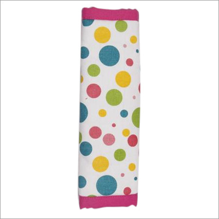 Fridge Handle- Multi Polka