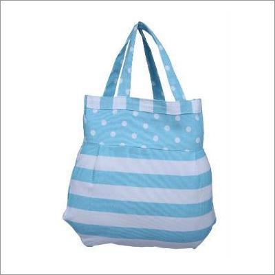 Blue Stylish Bag