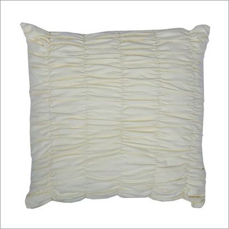 Solid Cream Cushion