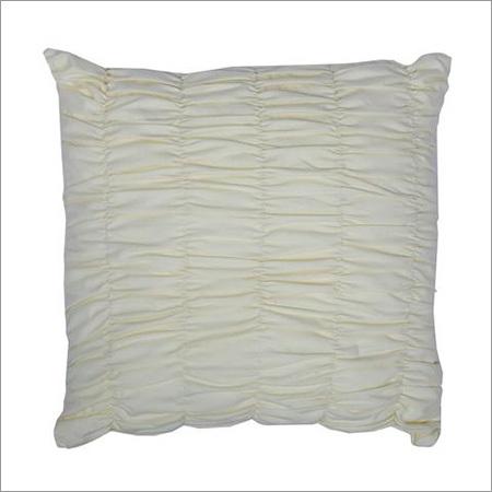 Solid Cream Cushion