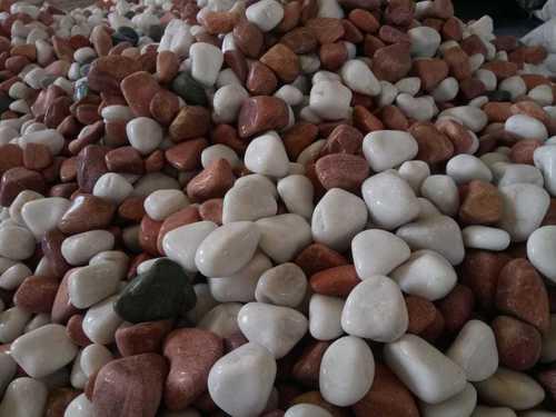 Decoration Mix Pebbles Agate Stone