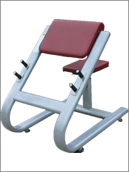 SR-470-ARM-Curl-Bench