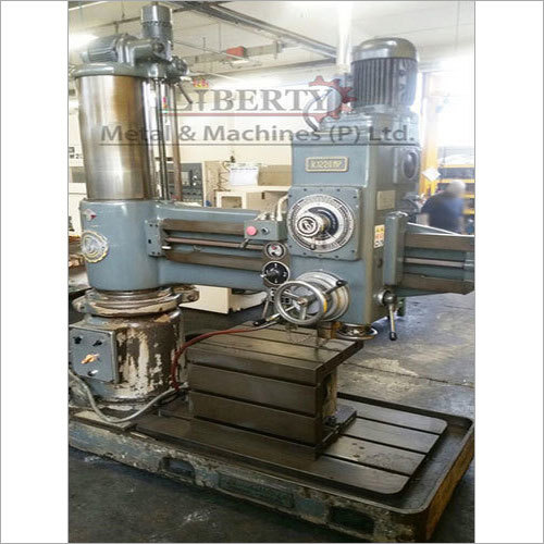 Breda R1220MP Radial Drilling Machine