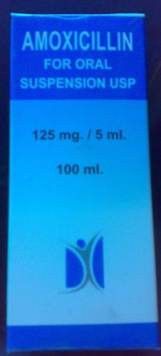 Amoxicillin Trihydrate Tablets