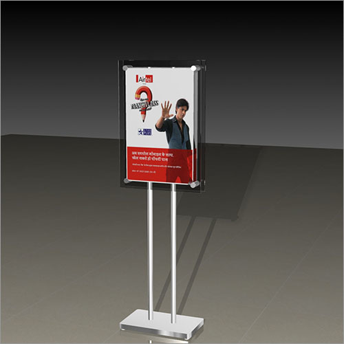 Display Poster Standee
