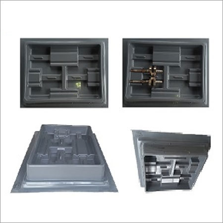Vacuum Formed Tray For Packaging of Shafts