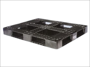 4 Way Entry Double Deck Pallets