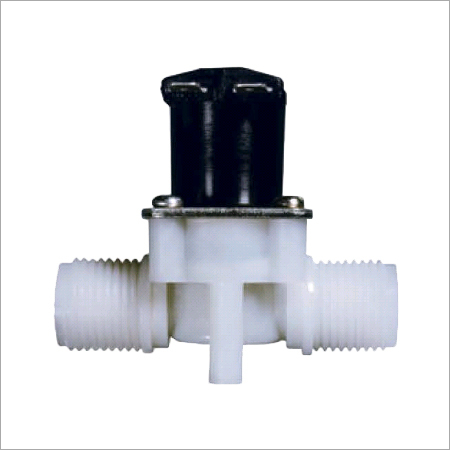 Threaded Straight Bistable Latching Solenoid Valve