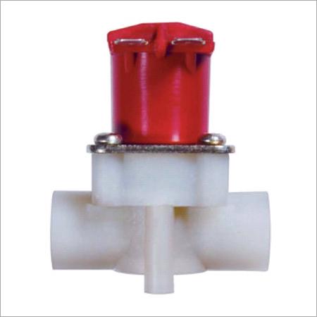 Plastic Latching Solenoid valve