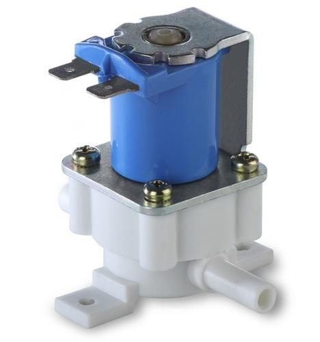 Straight QC valve for domestic RO