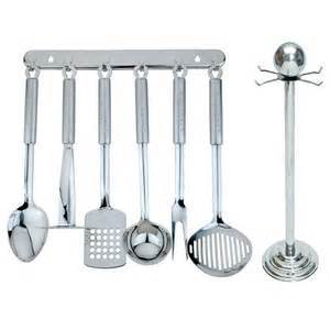 Steel Kitchen Utensils