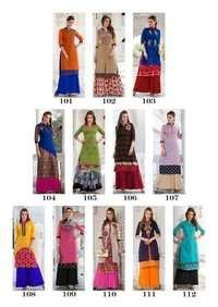 ladies Flavour Presents Attractive New Designer Kurtis