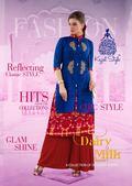ladies Flavour Presents Attractive New Designer Kurtis